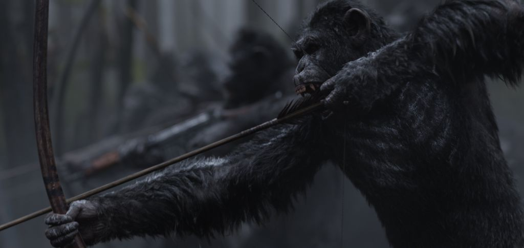 War for the Planet of hte Apes