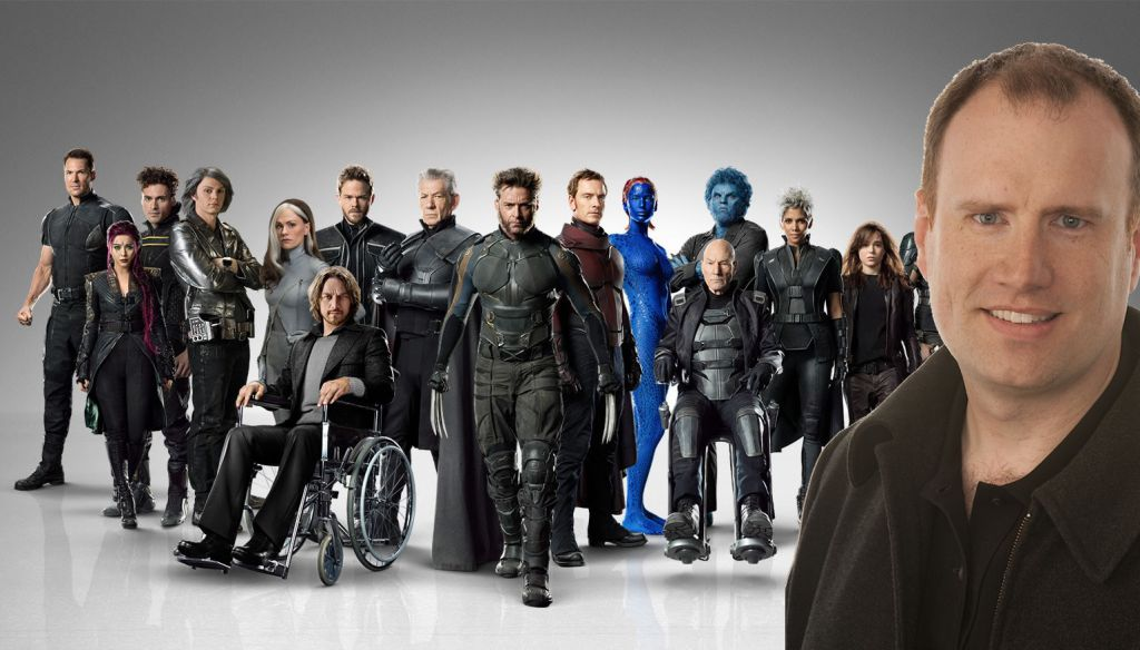 Kevin Feige on X-Men Marvel