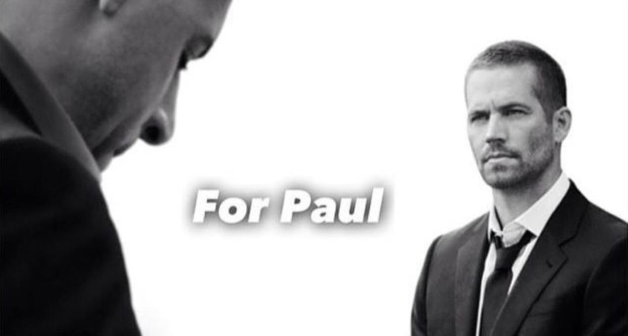 Paul Walker Tribute Explained By Fate Of The Furious