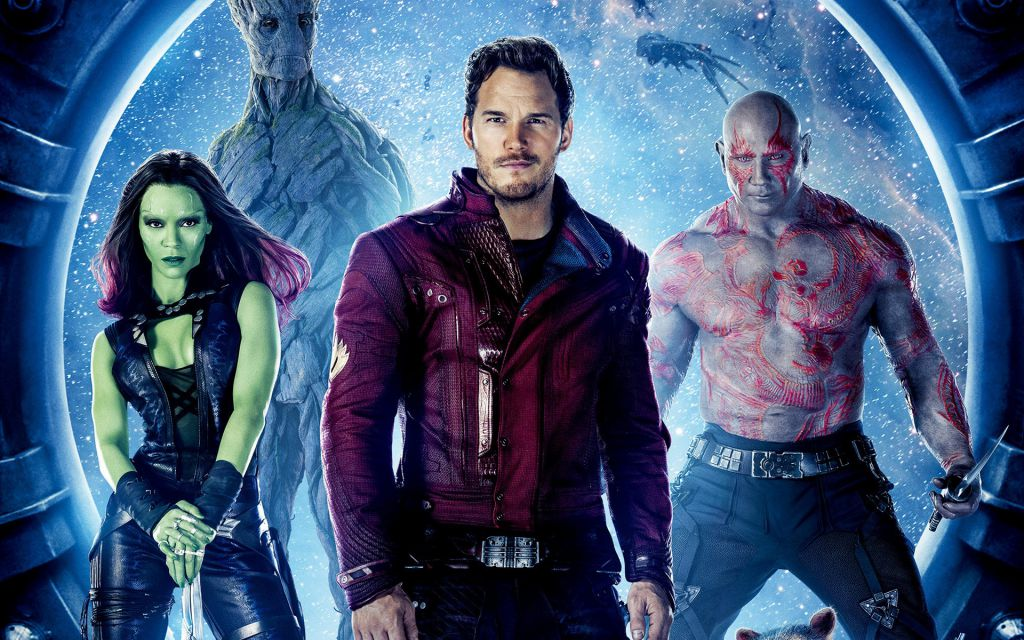 Guardians of the Galaxy Promo Shot