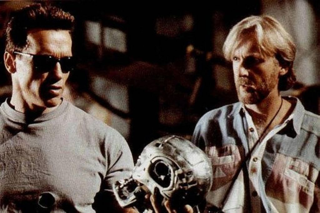 James Cameron Terminator 2