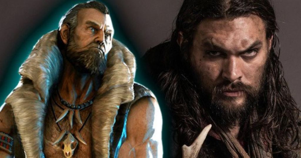 Jason Momoa Aquaman Kraven Hunter