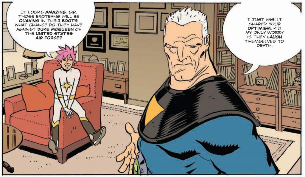 Starlight Comic