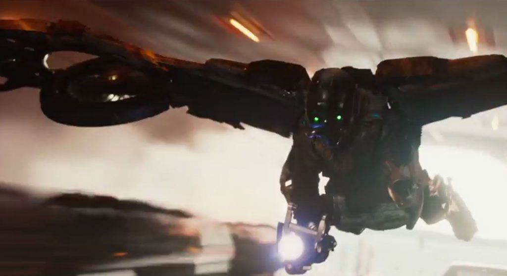 Vulture in Spider-Man Homecoming