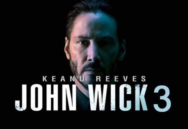 John Wick: Chapter 3 Earmarks 2018 Shoot