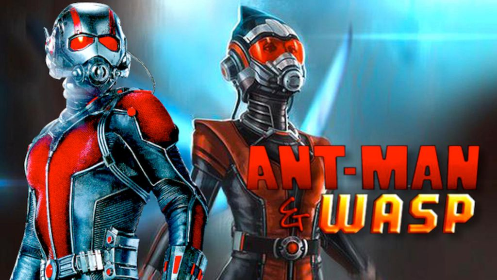 Ant-Man and the Wasp Fan Poster