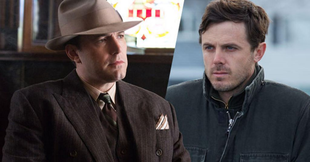 Ben Affleck and Casey Affleck for Netflix Triple Frontier