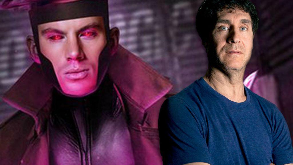 Channing Tatum for Gambit