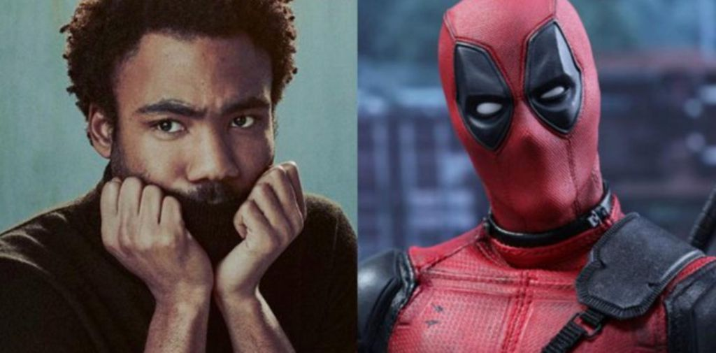 Donald Glover FXX Deadpool