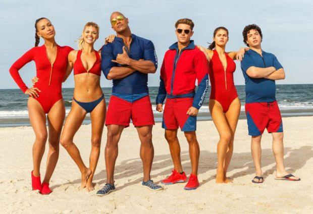 Brutal Baywatch Reviews: Cheesy, Lame and Not Amusing