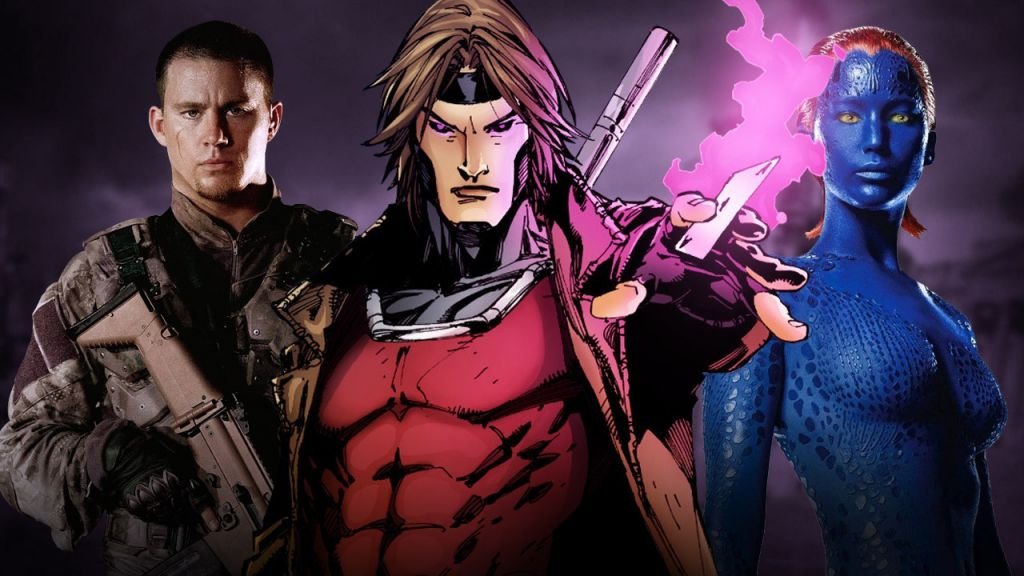 Gambit Project with Channing Tatum