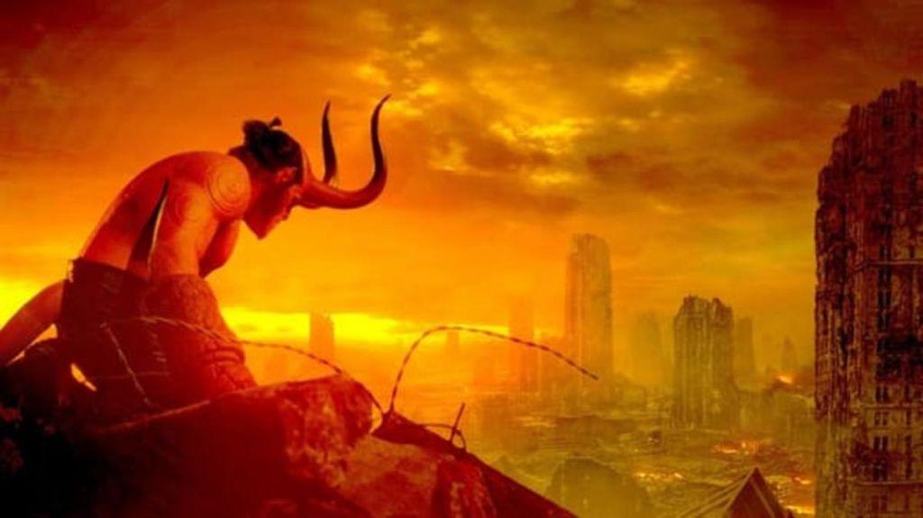 Hellboy Landscape