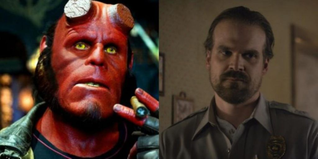 Hellboy Reboot with David Harbour