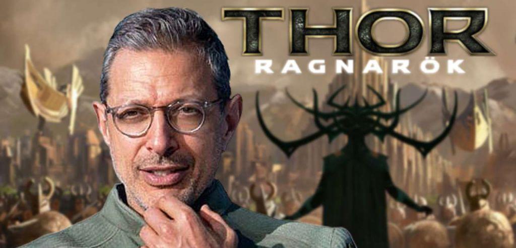 Jeff Goldblum in Thor: Ragnarok