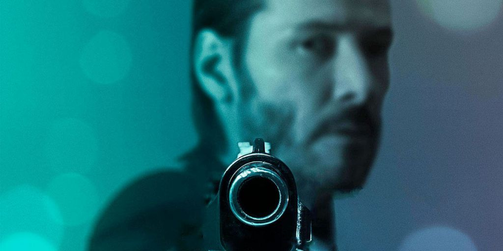 John Wick 2 Keanu Reeves