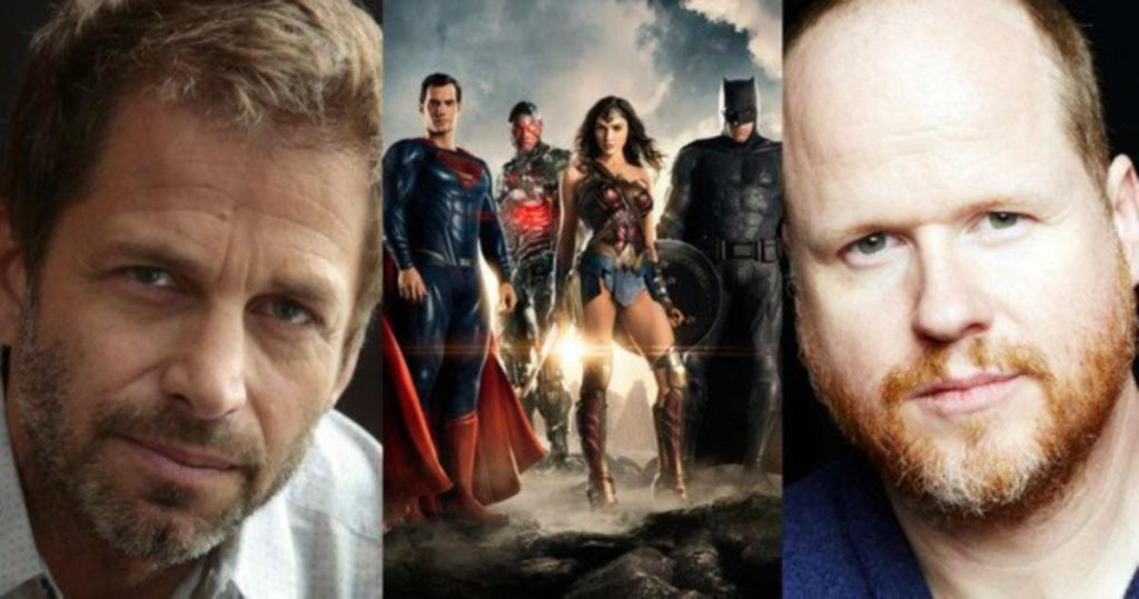 Joss Whedon Justice League for Zack Snyder