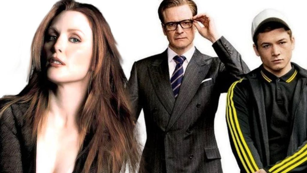 Julianne Moore in Kingsman