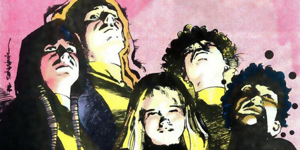 New Mutants X-Men Horror