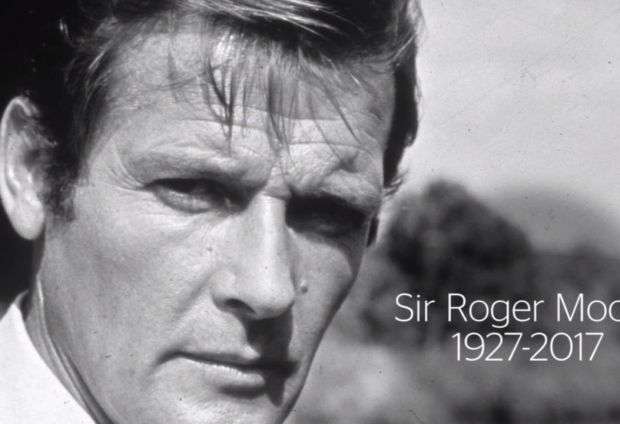 Hollywood Pays Respects To The Late 007 Roger Moore
