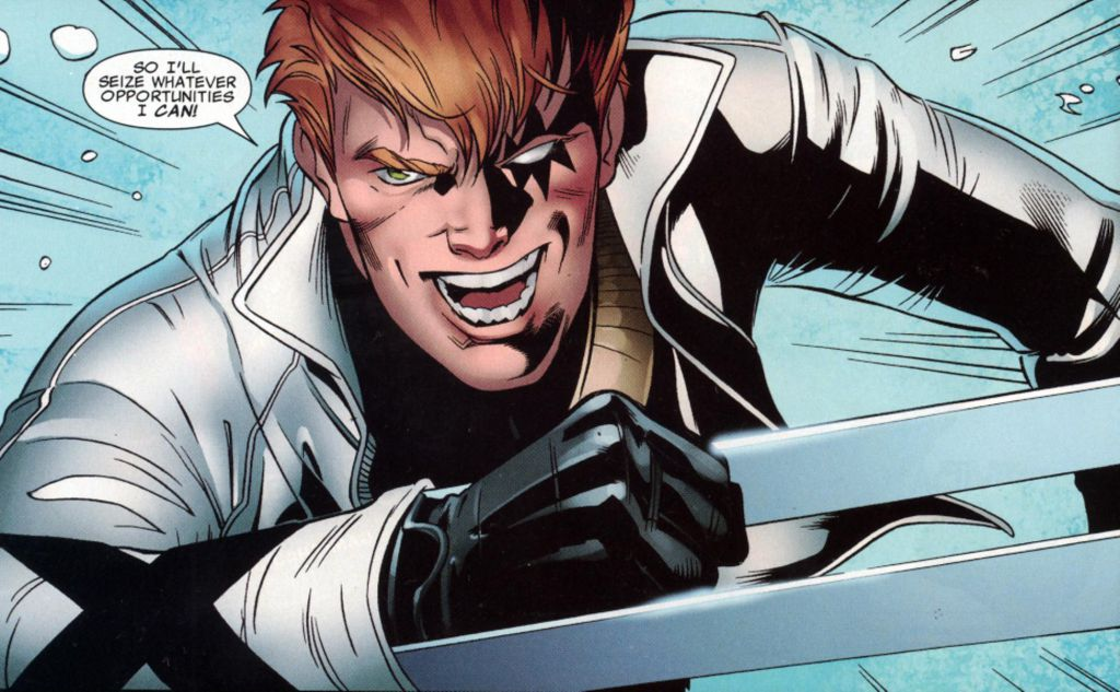 Shatterstar X-Force Marvel