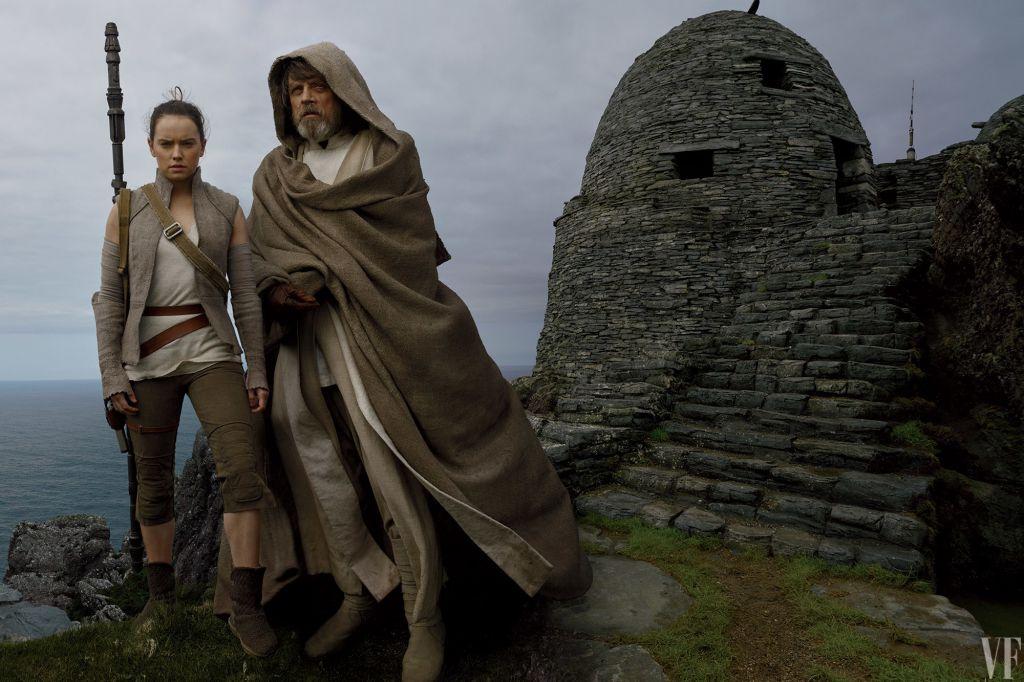 Star Wars Skywalker and Ren