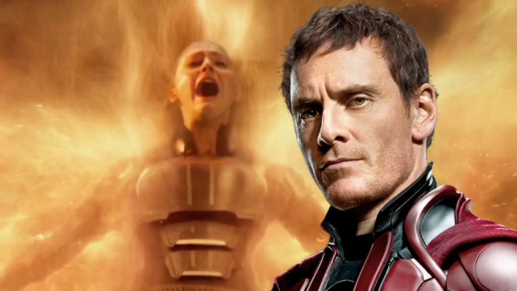 X-Men Dark Phoenix Michael Fassbender