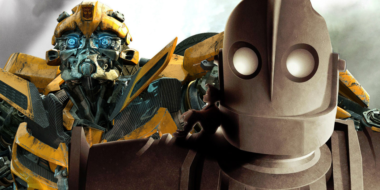 Bumbel Bee Movie: Transformers Retro Spinoff Bumblebee Compared To The Iron