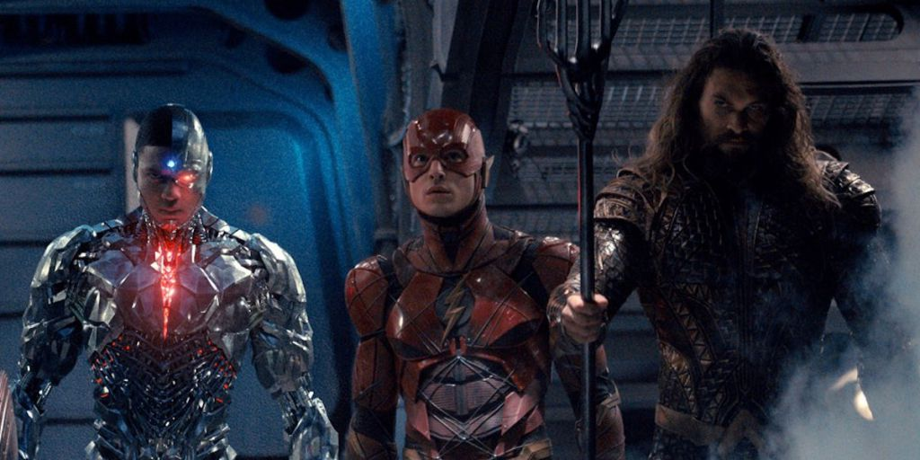 Cyborg Glash Aquaman