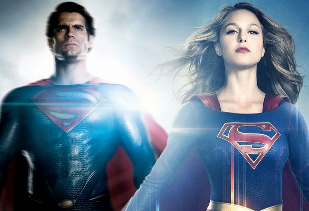 Supergirl Linked With DCEU Introduction via Man of Steel 2
