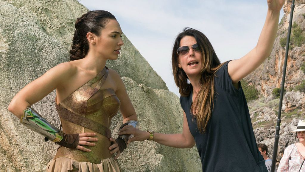Patty Jenkins is Wonder Woman