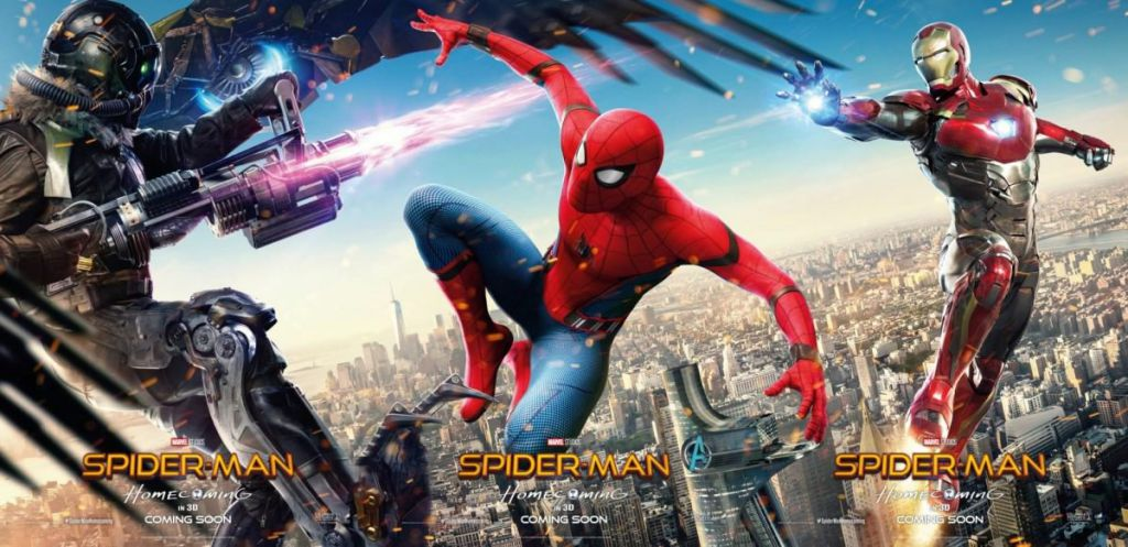 Spider-Man Homecoming Disney