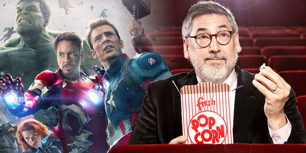 John Landis The Avengers