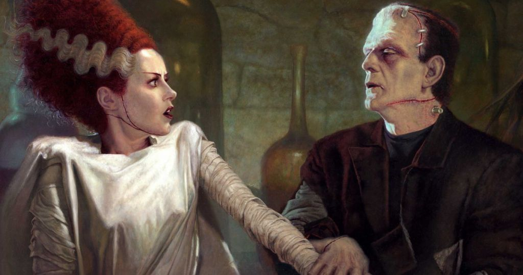 Bride of Frankenstein Universal Dark Universe