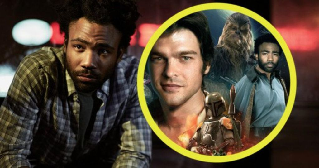 Donald Glover Han Solo Film