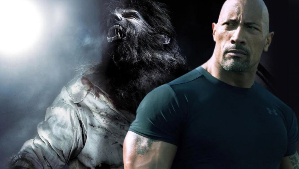 Dwayne Johnson for Universal