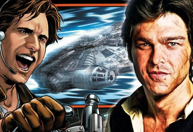 Han Solo Movie In Crisis As Two Directors Abandon Spinoff