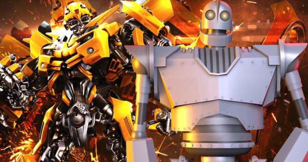 Iron Giant Bumblebee