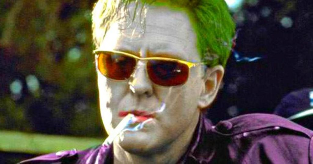 john lithgow passed on the joker role twice