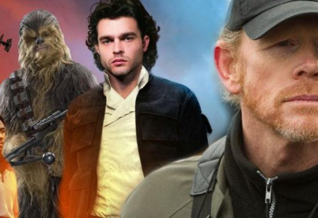 Ron Howard Confirmed For Han Solo Spinoff Chair