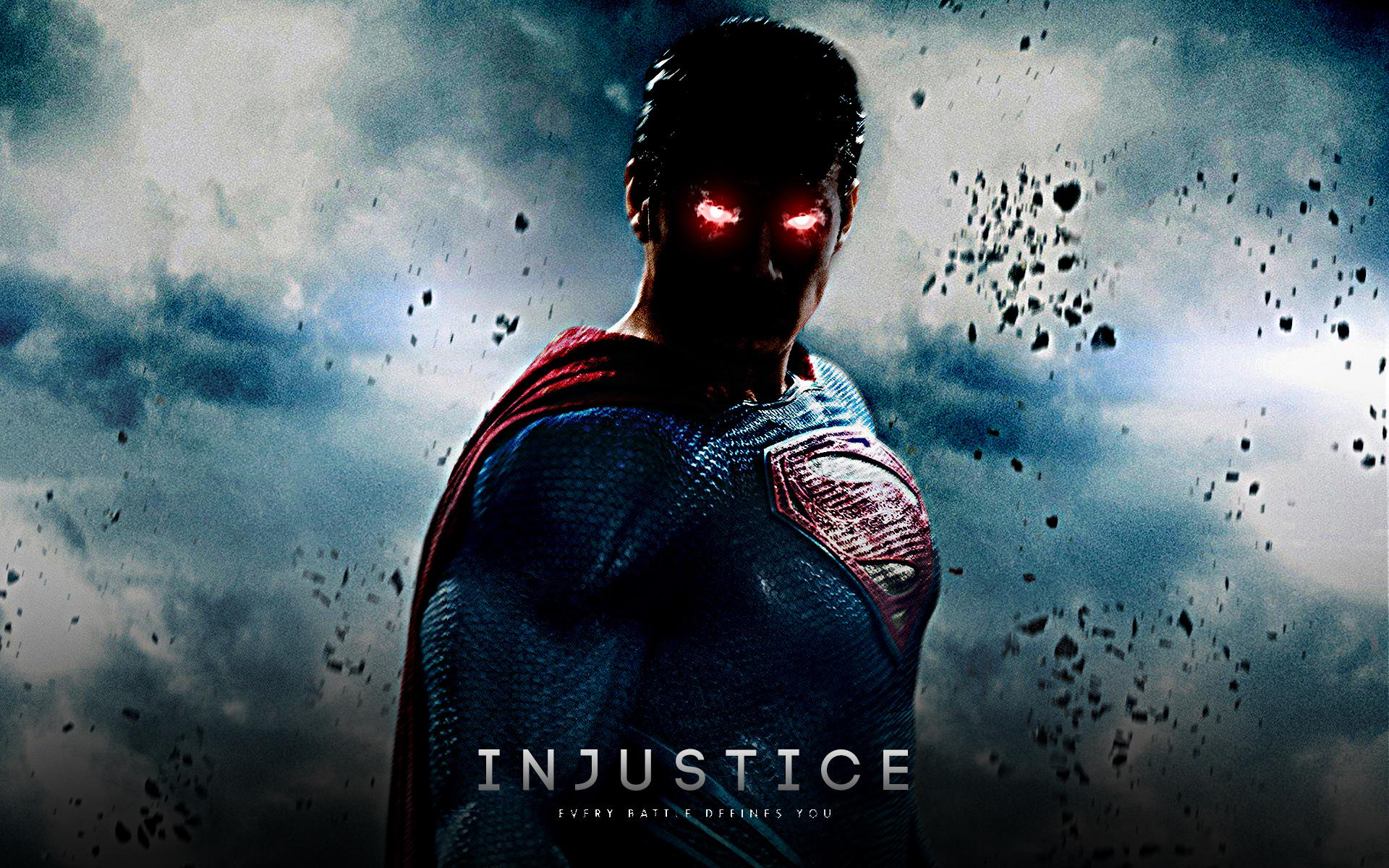 Download The Image Of The Evil Superman With Black Suit: Justice League Trailer Leak Suggests Dark And Dangerous