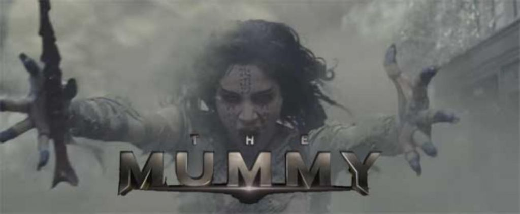 The Mummy 2017 Poster