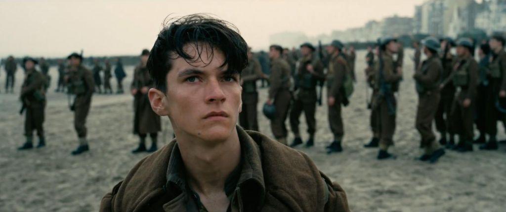 Dunkirk Army Scene
