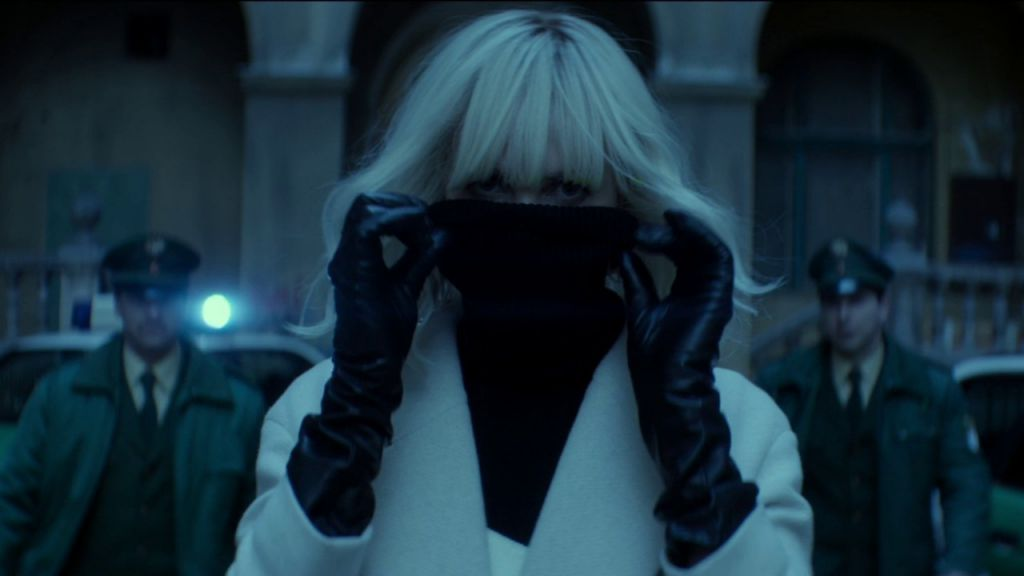 Atomic Blonde Trailer Screencap