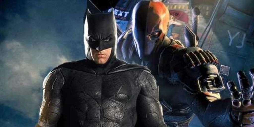 Batman Deathstroke for DC