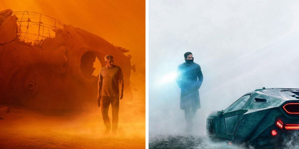 Blade Runner Twin Posters