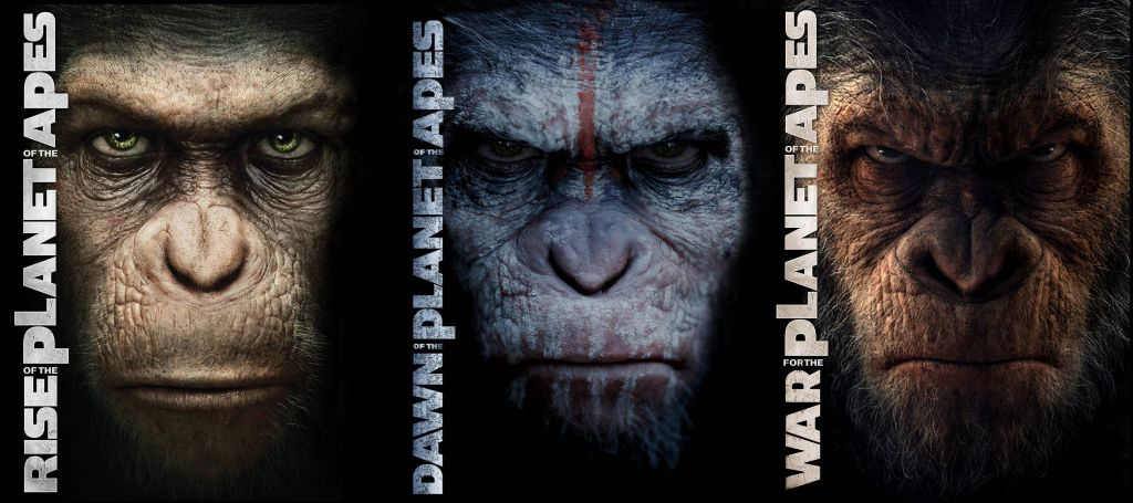Caesar Planet of the Apes