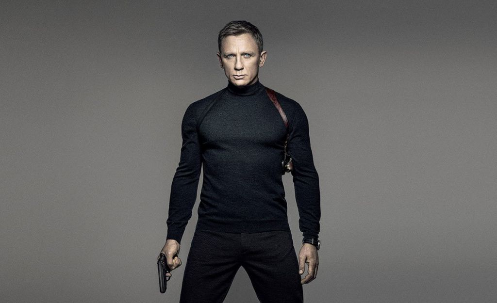 Daniel Craig in Bond