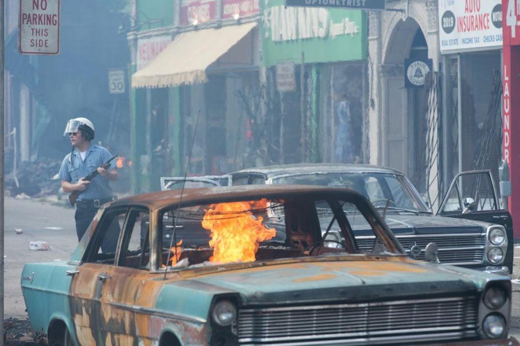Detroit Car Scene