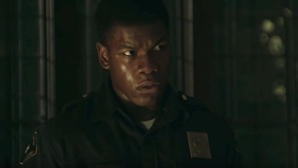 Detroit with John Boyega