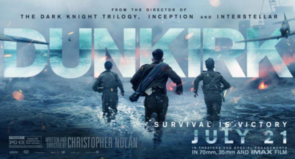 Dunkirk Quad Poster